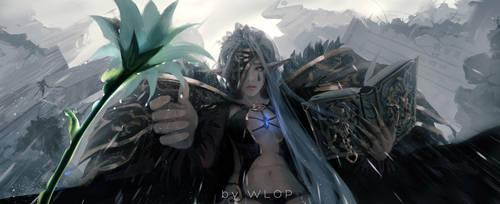 reborn by wlop