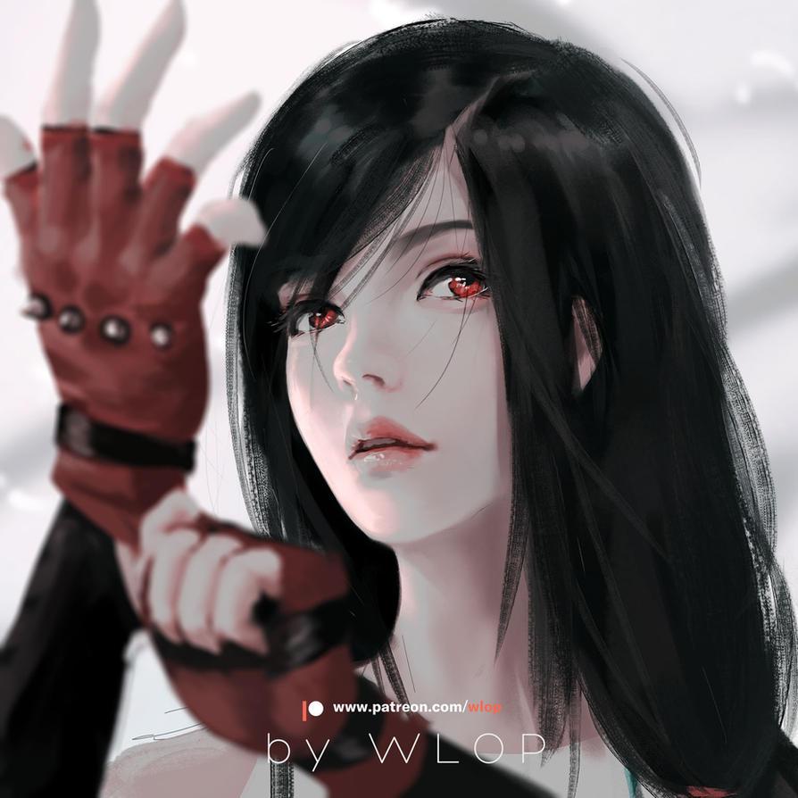 [APP THREAD] Superior RPG - Page 2 Tifa_by_wlop-dbpw0lu