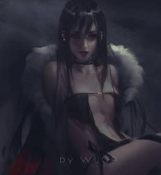 Yu by wlop