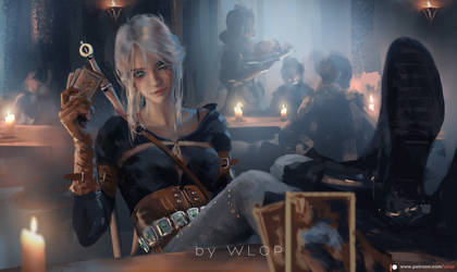 Gwent by wlop