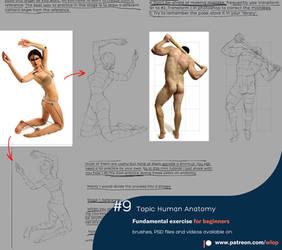 #9_Anatomy by wlop