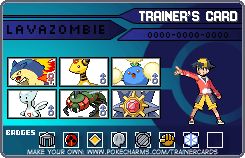 A Trainer's Progression --18--: Just Warming Up by LavaZombie