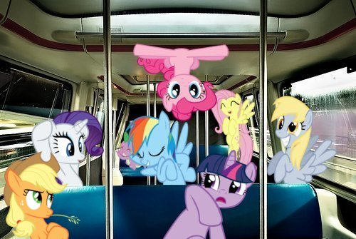On the monorail by LavaZombie