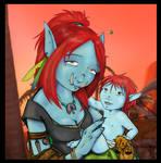 Yejmarley and Lil Zanik