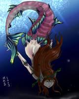 Neverland Mermaid by micer