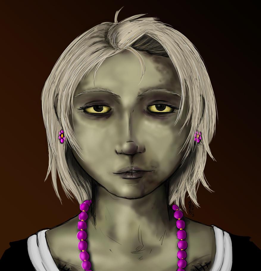 Cassandra by micer