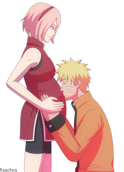 NaruSaku - Our Future by Kaschra