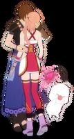 Pairing #1 - Noerah [Final Fantasy]