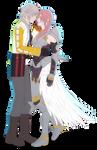 Pairing #11 - Hoperai [Final Fantasy XIII] by Kaschra