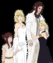 FF15 - Family [Aerdyn] by Kaschra