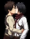 Pairing #18 - Eremika [Shingeki no Kyojin]