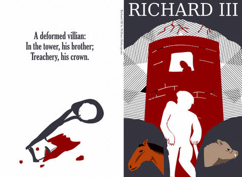 Shakespeare Cover 4: Richard III