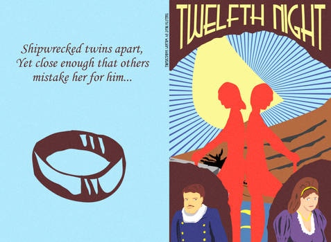 Shakespeare Cover 6: Twelfth Night