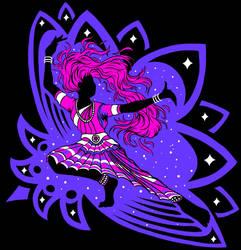Starlight Flower [Digital Design]