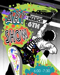 ART SHOW [Poster Design]
