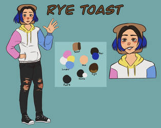 My Reference Sheet
