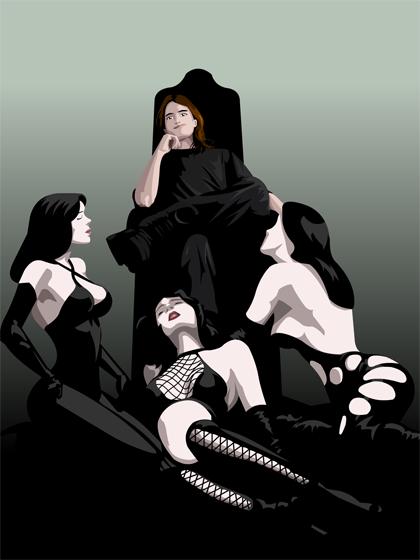 Poser Slavery by Encho