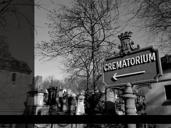 Paris: Crematorium by quadricula
