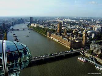 Wallpaper London by quadricula