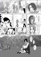 Sasuke vs. Naruto page2 by Shaolinrachel