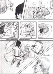 Naruto Doujinshi Starting Over chapt 1 page 5 by Shaolinrachel