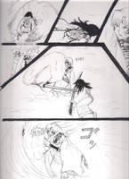 To protect doujinshi Sesshomaru page 3 by Shaolinrachel