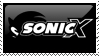 Sonic X Stamp by Omegey