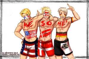 APH: freaking awesome -qld- by deathbybroccoli