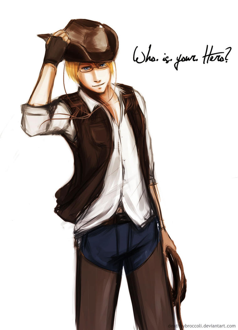 APH: who.is.your.hero? by deathbybroccoli