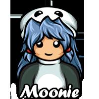 Moonie by Hiuru by lindsay711