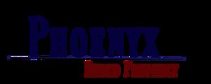 Phoenyx Logo (Final Fantasy Style)