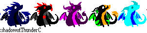 Dragon Pixel Adopts 6/7 OPEN by NE0-Adopts