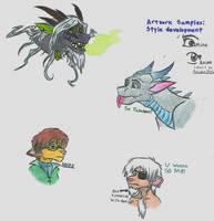 Moar Phoenyx Headshots by NE0-Adopts