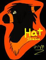 Hat Shadow: Gift for PrideAlchemist7 by NE0-Adopts