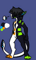 Custom Aitherion for KidFlash33 by NE0-Adopts
