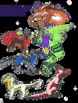 Creature batch #1: 200 points or OTA (5/6 Open)