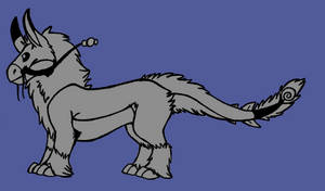 New Species! The Fiembo TEMPORARILY OPEN by NE0-Adopts