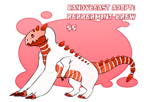 CandyBeast Adopt#1: Peppermint Brew CLOSED by NE0-Adopts