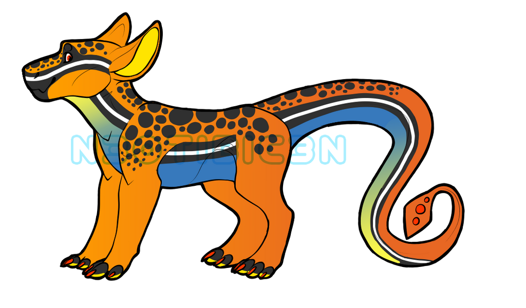 Dart frog Aitherion: $5 OPEN by NE0-Adopts