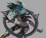 Tira, Soul Calibur 6 Fan Art