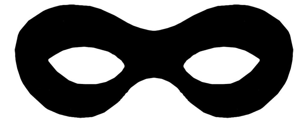Harley Quinn Mask Tutorial 7 Steps