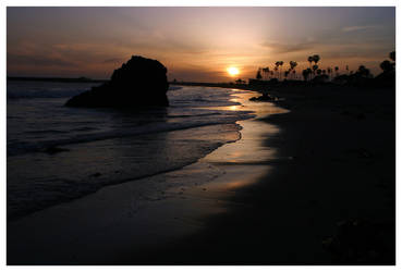 Ocean Sunset by Toja7777777
