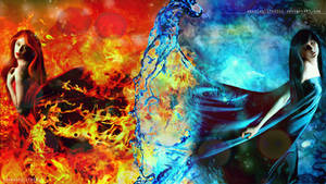 Fire Meets Water
