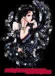 Black Angel 2 By LykanBTK - Png