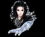 Black Angel By LykanBTK - Png