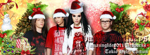 My Christmas Timeline Cover