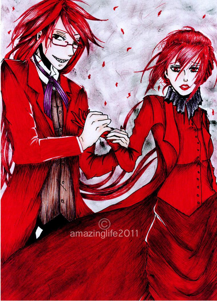 Jack The Ripper - Kuroshitsuji by amazinglife2011