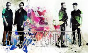 Tokio Hotel Wallpaper 136