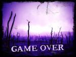GameOver Screen 1