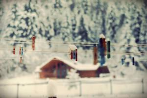 Familiar winter II by WinterWood91